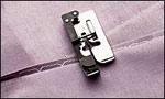 Лапка для потайного шва