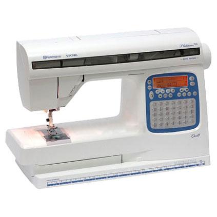 Швейная машина Husqvarna Platinum 755