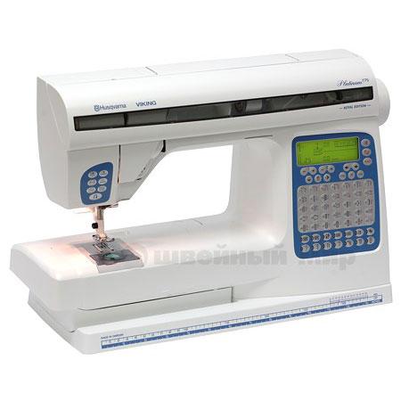 Швейная машина Husqvarna Platinum 775