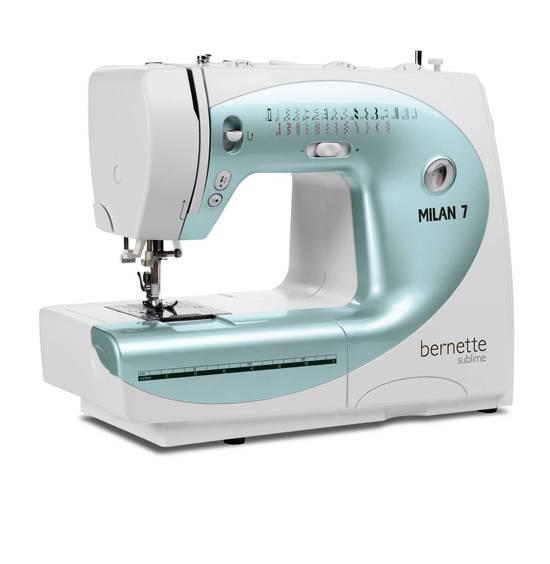 Швейная машина Bernina Bernette Milan 7