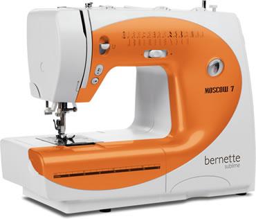 Швейная машина Bernina Bernette Moscow 7