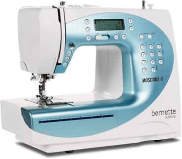 Швейная машина Bernina Bernette Moscow 8