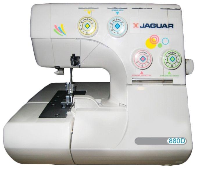 Оверлок Jaguar 880 D