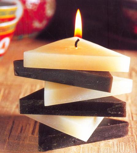 Все о том как изготавливать свечи в домашних условиях