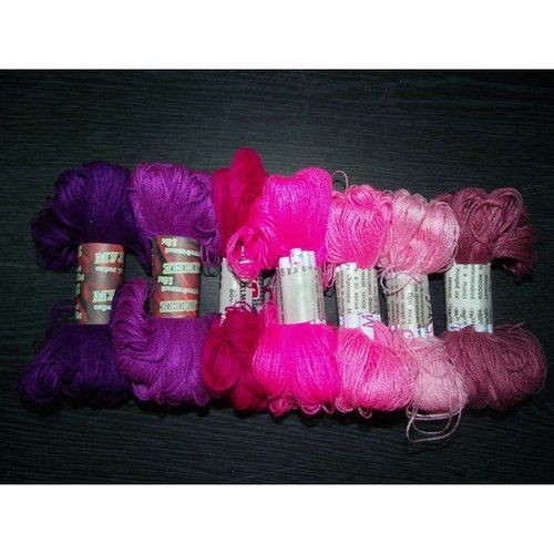 Акриловые нитки для вышивки