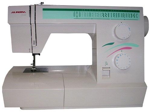 Швейная машина Aurora 540  84c28ff0f9d01