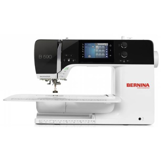 20707ad878c51 Швейно-вышивальная машина Bernina 590 в комплекте с вышивальным блоком