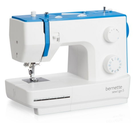 Швейная машина Bernina Bernette Sew and Go 5