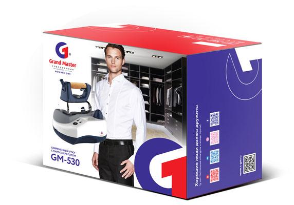 Утюг с парогенератором Grand Master GM-530 , Компания Дама Дома. 305dc8cc62c