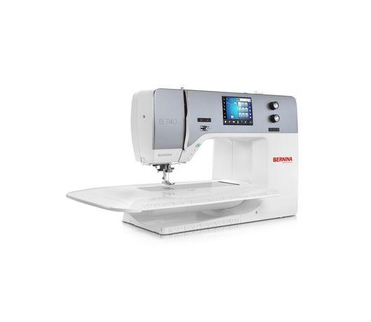 Швейно-вышивальная машина Bernina 740 с возможностью подключения  вышивального модуля 0f3817a9233